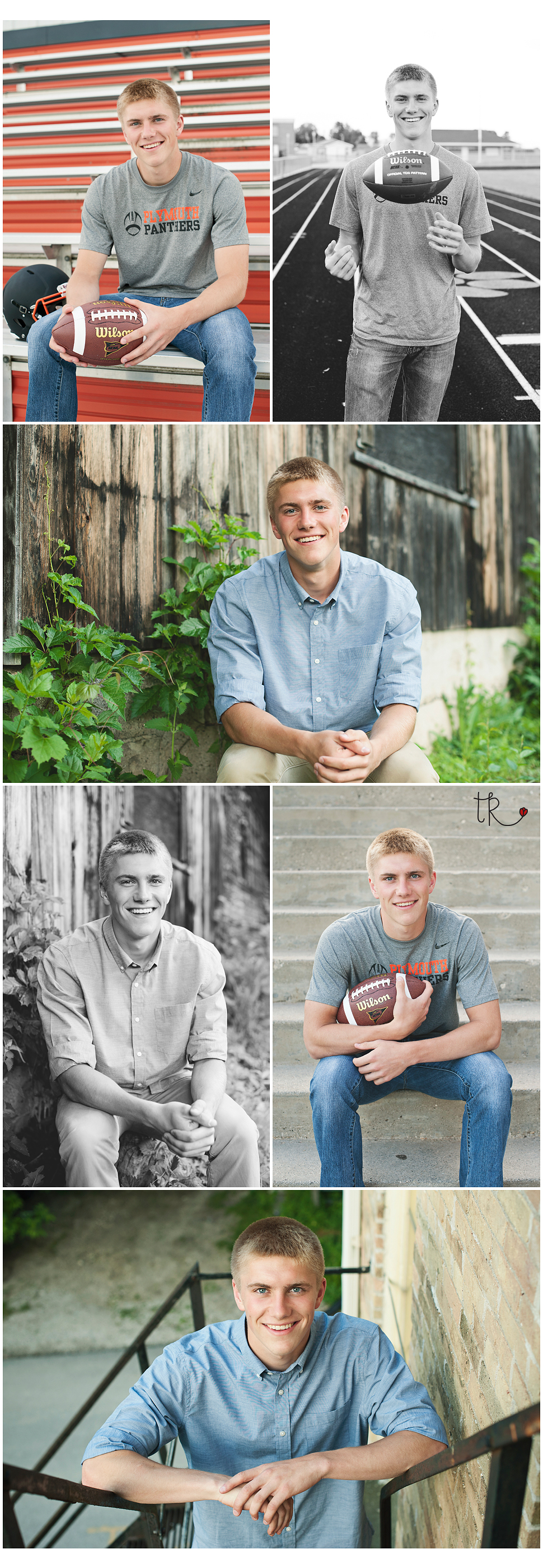 Plymouth WI Senior Pics